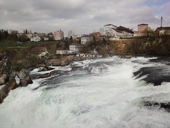 Rheinfall (Chutes du Rhin)