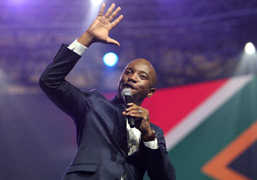 'They must take them down': Mmusi Maimane reacts to DA posters with his face spotted in Western Cape - TimesLIVE