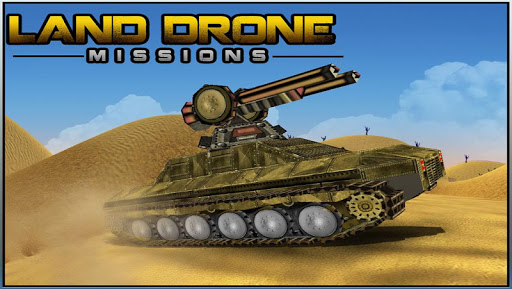 Land Drone Missions