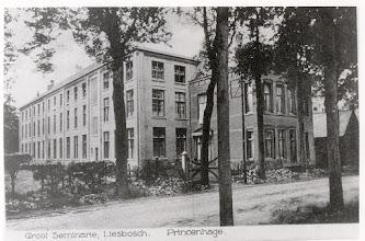 Photo: 1900 Groot Seminarie Liesbosch-Princenhage.