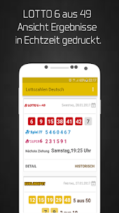 Lotto Deutschland- screenshot thumbnail