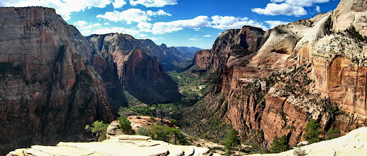 Photo: Angel Landing - Zion - Utah