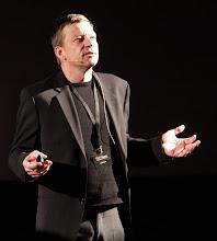 "Photo: TedxAlsace - Philippe Studer - Dirigeant EDinstitut - ""Partage d'un rêve"""