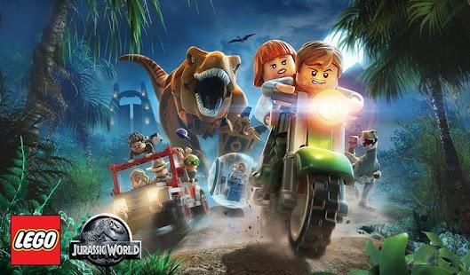 LEGO® Jurassic World™ Imagen do Jogo