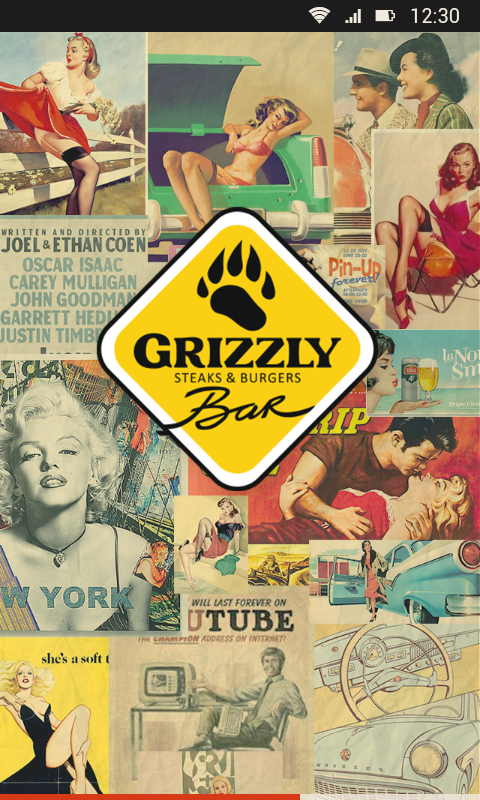 Grizzly Bar- screenshot