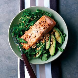 Salmon Pine Nuts Recipes.
