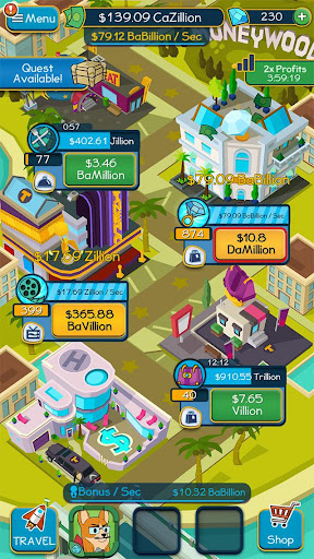 Taps to Riches  screenshots 7