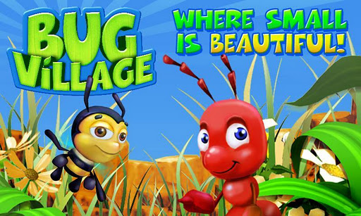 Bug Village screenshot 1