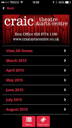 Craic Theatre Arts Centre
