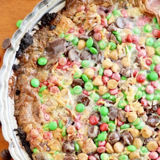 M&M'S® Magic Cookie Bar Pie