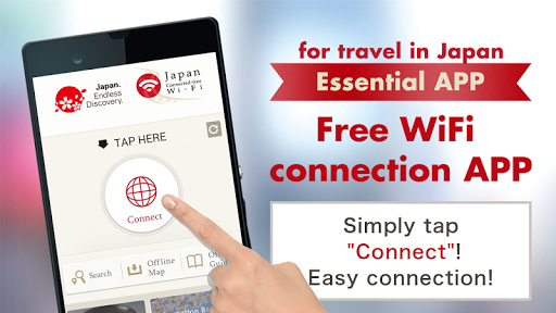 Japan Connected-free Wi-Fi Apk 1