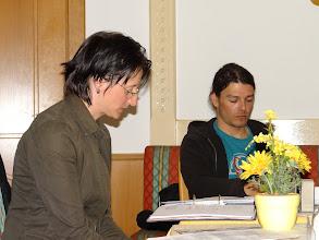 Photo: Verabschieden sich aus dem Vorstand: Elisabeth und Bernhard