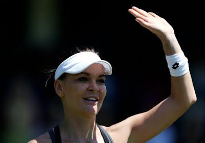 ? Le jour où Radwanska a mis la planète tennis à ses pieds avec cette volée sensationnelle