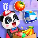 Baby Panda's Town: Supermarket icon