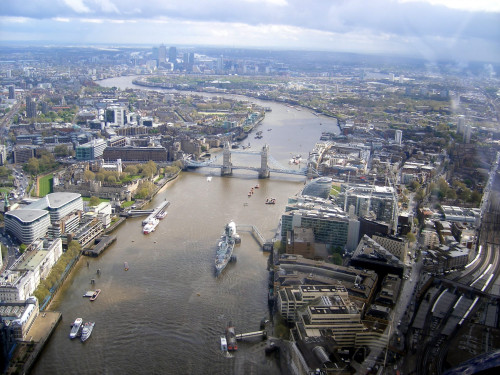 Helicopter Tour Date London