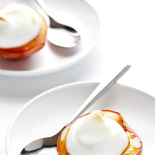 Peaches and Meringue.
