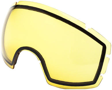 Optic Nerve Boreas Interchangeable Snow Goggle: Shiny Black, Spare Lens Included alternate image 0