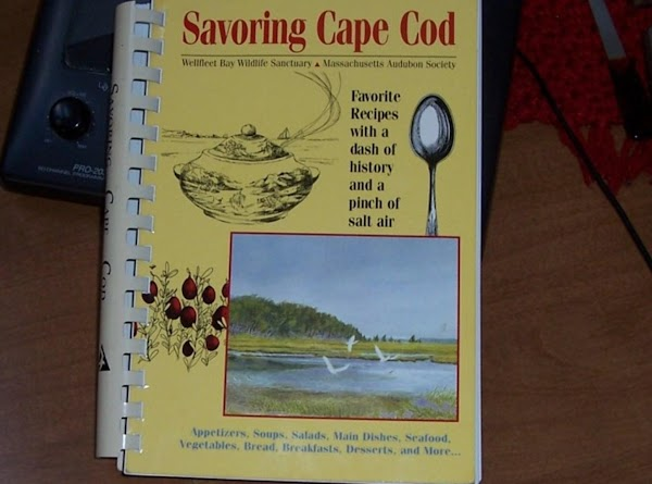 Grandma Jean's Baked Oysters~ From Savoring Cape Cod Recipe