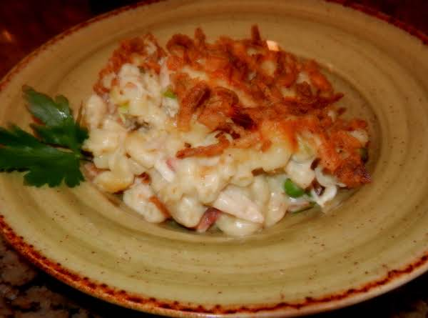 Chicken And Bacon Ranch-oh-roni Recipe