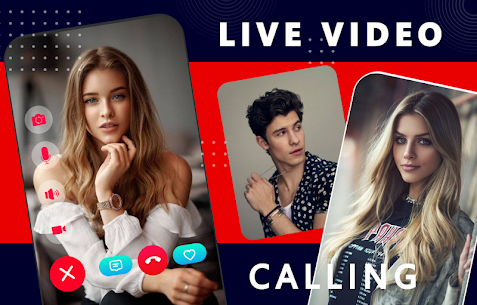 Live Talk – free video calls and chat 1