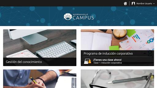 Wormhole Campus