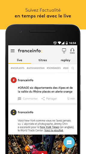 玩免費新聞APP|下載franceinfo - l'actu en direct app不用錢|硬是要APP