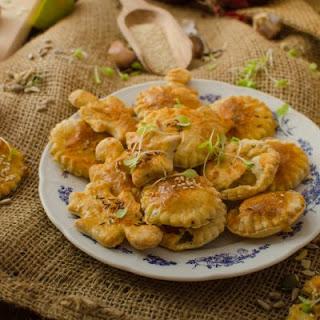 Bite-Sized Chicken Pot Pies