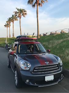 MINI Crossover  クーパーD パークレーンのカスタム事例画像 LEADFOOT さんの2018年07月04日00:06の投稿