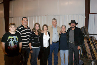 Photo: right to left- Jerry-Sondra-Ken-Annie-Kara-Travis & son