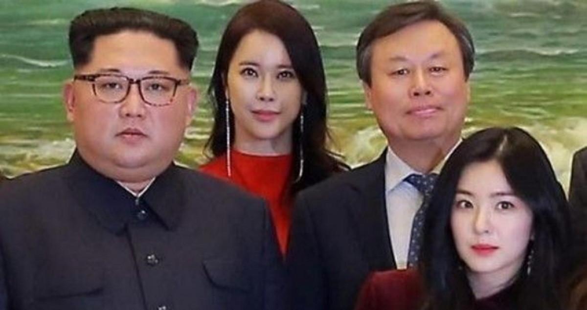 Red velvet dating sasaeng