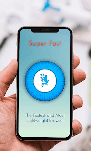 Speed X Browser Super Fast Ad Blocker 2019 1.0