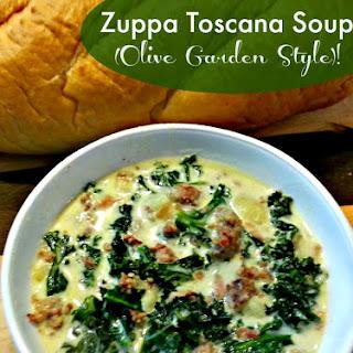 Zuppa Toscana – Olive Garden Style