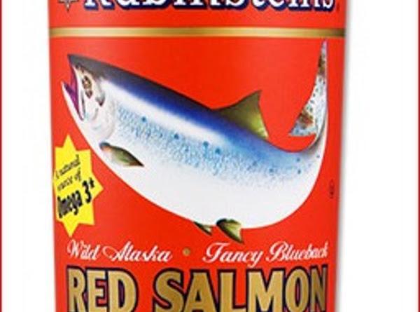 Grandma's Salmon Loaf Recipe