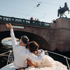 Wedding photographer Denis Zuev (deniszuev). Photo of 21.11.2018