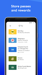 Google Pay APK screenshot thumbnail 5