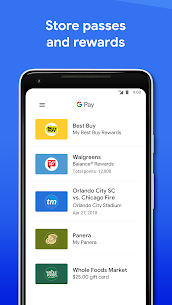 Google Pay: Pay with your phone and send cash 5