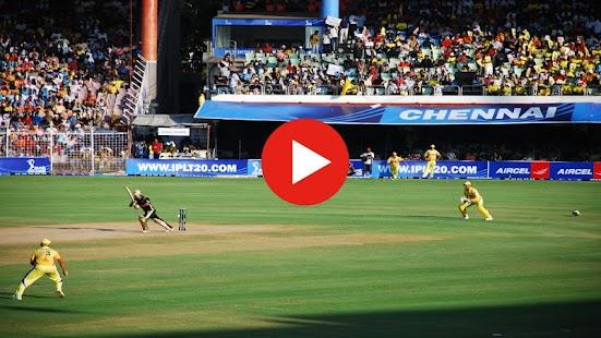 Live IPL2018 T20 Cricket Score - náhled