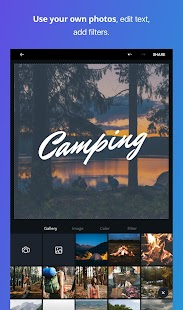 Canva: Graphic design & poster, invitation maker Screenshot