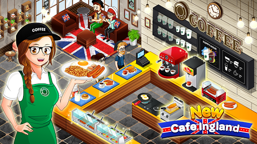 Cafe Panic: Cooking Restaurant 1.7.1 screenshots 6