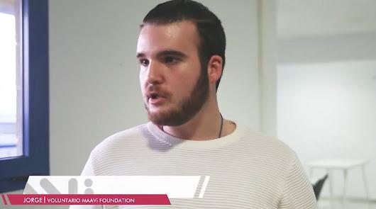 Entrevista a Jorge, trabajador social