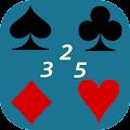 3 2 5 card game download