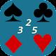 3 2 5 card game (game)