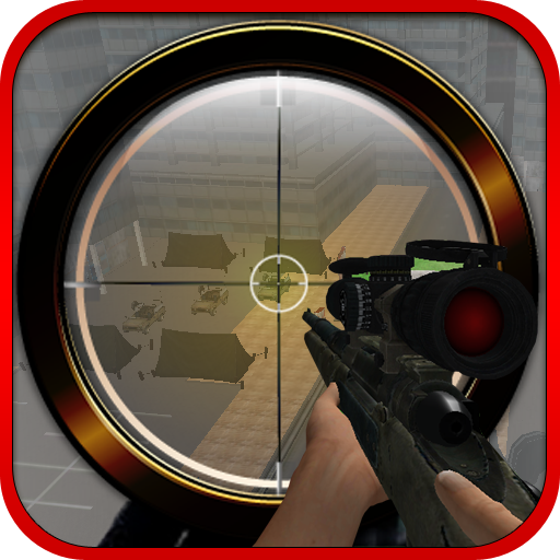Sniper Killer on Attack