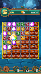 Jewels fantasy : match 3 puzzle 8