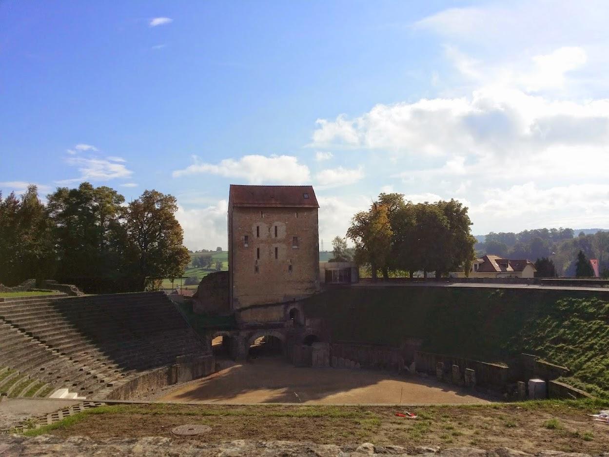 Amphithéâtre d'Avenches