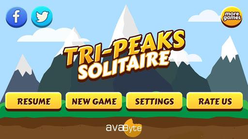 免費下載紙牌APP|TriPeaks Solitaire app開箱文|APP開箱王