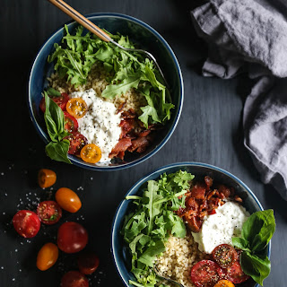 Caprese BLT Bowl Recipe