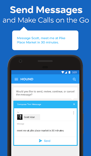 Download HOUND Voice Search & Assistant Google Play ...