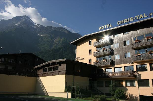CHRIS-TAL Hotel 3 étoiles