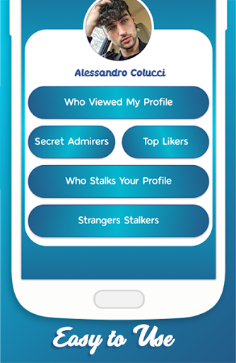 Profile Analyzer: Who Viewed My Profile for PC